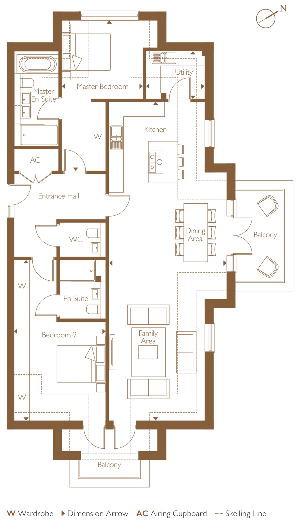 Kingsbrooke Floor Plans No10